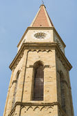 Bell tower of the Cathedral — Stock Photo