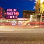 Public Market Sign — Stock Photo #76512387