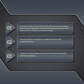 Modern vector infographic on speaker grill texture . Can be used for web design , workflow — Stock Vector