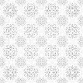 Seamless floral pattern wallpapers in the style of Baroque . Can be used for backgrounds and page fill web design — Stock Vector