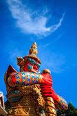 WAT KHAO RANG ( temple ) — Stock Photo
