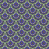 Mandala vector ornament  set — Stock Vector