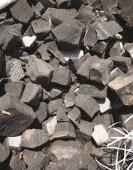 Brick foam for insulation — Stock Photo