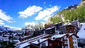Scenery of Zermatt — Stock Photo