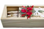 Funeral pencils — Stockfoto