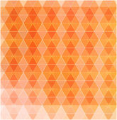 Background design, abstract orange backdrop. — Stock Vector