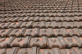 Aged roof — Stock Photo