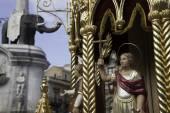 Festa di S. Agata, Catania — Stock Photo