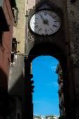 Horloge brisée — Photo