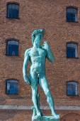 David of Michelangelo — Stock Photo