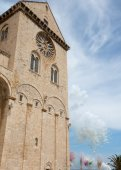 Trani Cathedral — Stock Photo