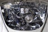 Motor of ancient car — Stock Photo