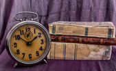 Vintage alarm — Stock Photo