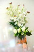 The bouquet of the flowers — Stockfoto