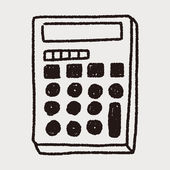 Doodle  — Stock Vector