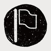 рисунок флага — Cтоковый вектор