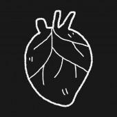 Zbiory serca — Wektor stockowy