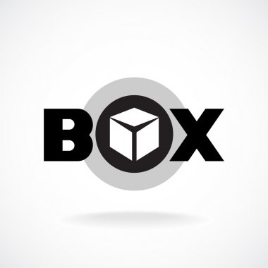 Box word sign