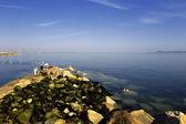 Dublin bay, Dublin, Ireland — Stock Photo