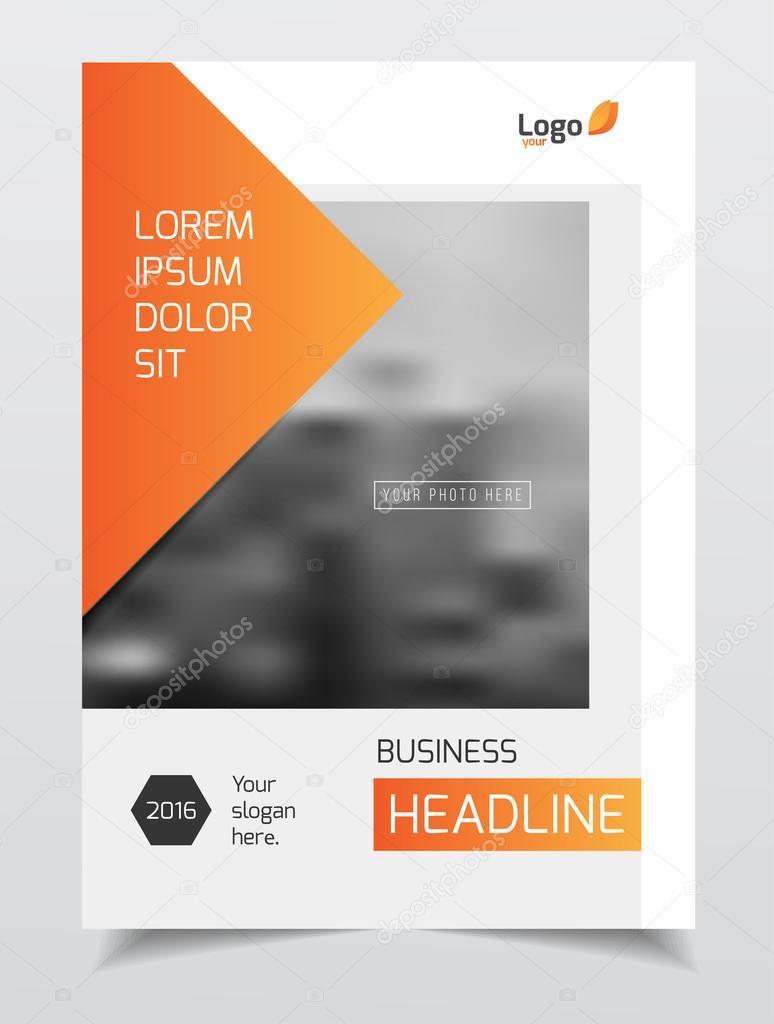 Catalogue cover design. — Stock Vector © alejik #112786280