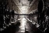 Underground river — Stock Photo