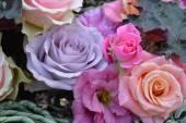 Wedding floristry — Stock Photo