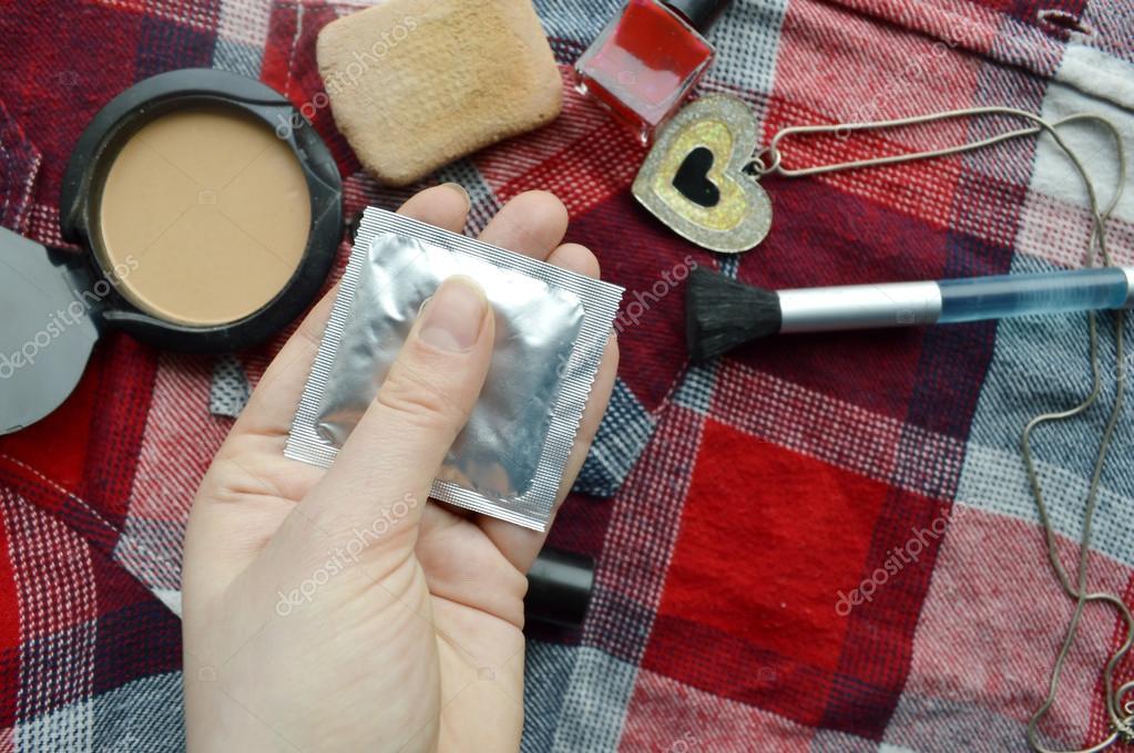 Косметика презервативы
