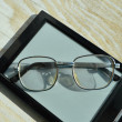 Black e-book for reading and reading glasses — Stock Photo #69955667