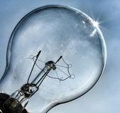 Electric lamp — Stok fotoğraf