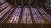 The Sainte Chapelle, Paris, France — Photo