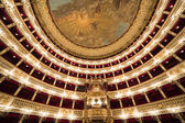 San Carlo Theatre, Naples opera house, Italy — Stock Photo