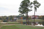 East lake golf course, Atlanta, Georgia — Stock Photo