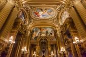 Opera de Paris, Palais Garnier — Stock Photo