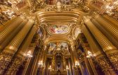 Opera de Paris, Palais Garnier, France — Stock Photo