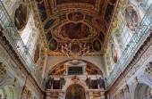 Trinity chapel in chateau de fontainebleau france — Fotografia Stock