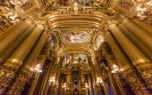 Opera de Paris, Palais Garnier — Stock Photo