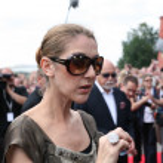 ������, ������: Celine Dion in Krakow