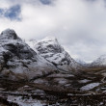 Glencoe Valley, Scotland, UK — Stock Photo #66899771