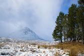 Glencoe Valley, Scotland, UK — Foto Stock