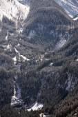 Waterfall Krimml, Pinzgau, Austria — Stock Photo