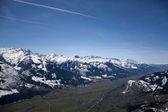 Pinzgau, Austria — Stock Photo