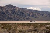 Moving Rocks, Death Valley NP, California, USA — Stock Photo