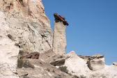 Wahweap Hoodoos, Utah, USA — Stock Photo