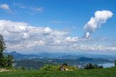 Turrach High, Carinthia, Austria — Stock Photo