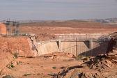 Glen Canyon Dam, Arizona, USA — Stock Photo