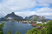 Reine, Lofoten, Norway — Stock Photo