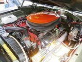 Mopar engine — Stockfoto