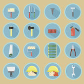 Ícones de ferramentas — Vetor de Stock