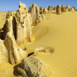 Pinnacles Desert, Nambung National Park, West Australia — Stock Photo #65026817