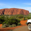 Ayers Rock, Northern Territory, Australia — Stock Photo #65958897